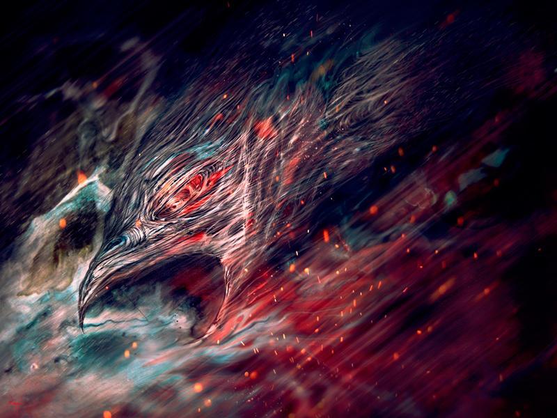 BloodyHawk by RuslanKadiev