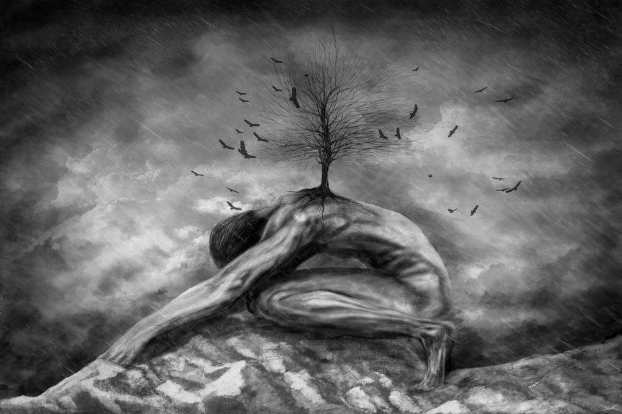 The Tree by RuslanKadiev