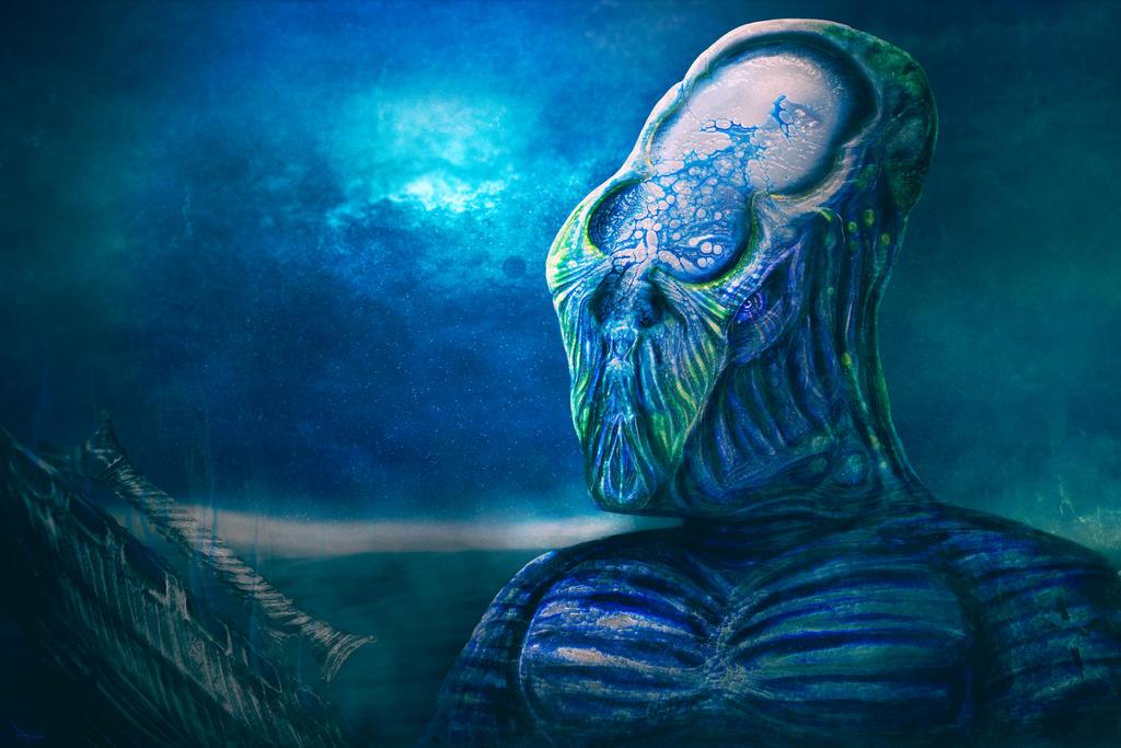 Predator by RuslanKadiev