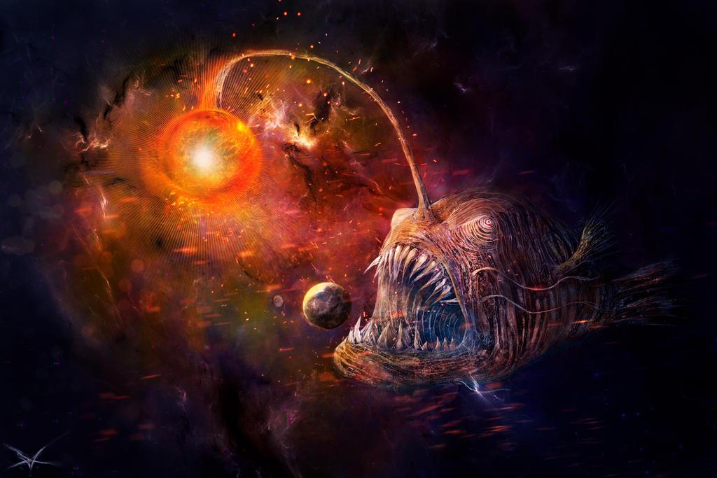 The False Sun by RuslanKadiev