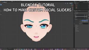 [Blender] Custom Expression Tutorial
