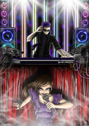Soundwave and Baylee - Can't Control Myself by Axylh