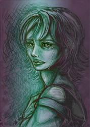 I Saw My Lady Weep. by Eli-ArsNexus