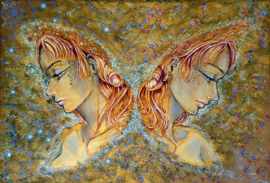 (Psyche) Butterfly's Dream.