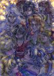 Matsuri Time_Sailor Moon 2013 ficathon art sub