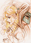 No more yielding but a dream_for Annacquata. by Eli-ArsNexus
