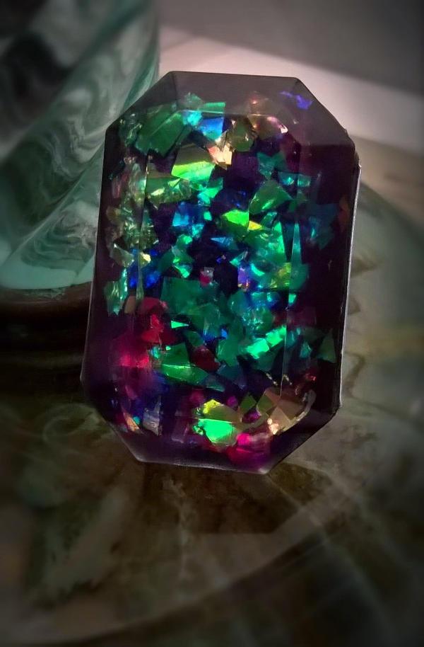 Opal Rings For