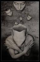 Masks by PinkyPinkee