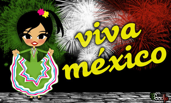 Que viva MEXICO by gaabriellablee on DeviantArt