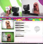 finger web cam