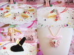 Strawberry Shortcake Jewelry