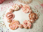 Neapolitan Sweets Bracelet by lessthan3chrissy