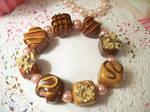 Chocolate Truffle Bracelet