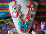 Candy Girl Overkill Necklace