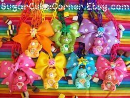 Care Bear Necklaces