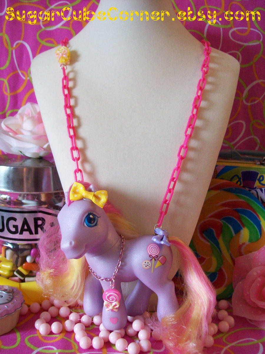 Triple treat my little pony necklace by lessthan3chrissy on deviantart lessthan3chrissy triple treat my little pony necklace by lessthan3chrissy aloadofball Gallery