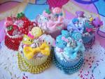 Decoden Cupcake Necklaces 2