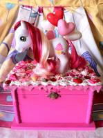 Strawberry Ice Cream My Little Pony Jewelry Box