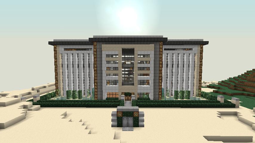 Minecraft Modern House 2 by Nekoender on DeviantArt