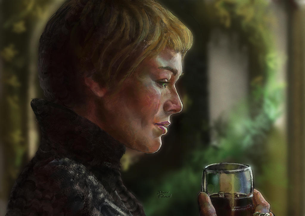 Cersei's Satisfaction by dev4res