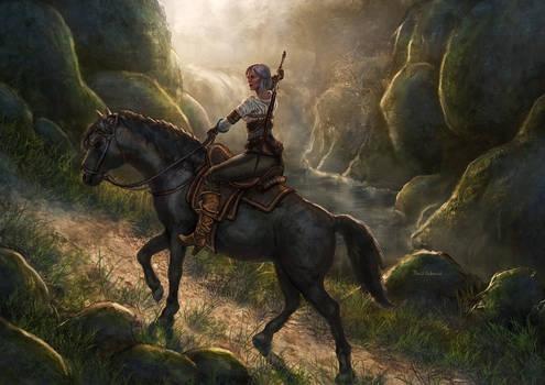 Ciri's Path