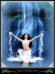 Goddess Of The Falls