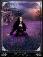 Purple Haze by MistRaven