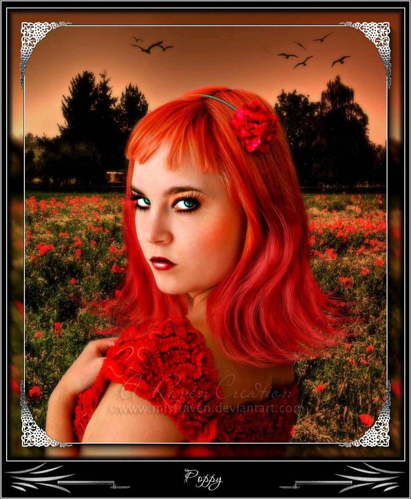 Poppy by MistRaven