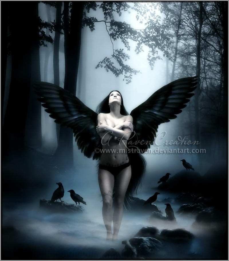 Raven's Corner by MistRaven