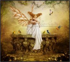 The Magic Garden by MistRaven