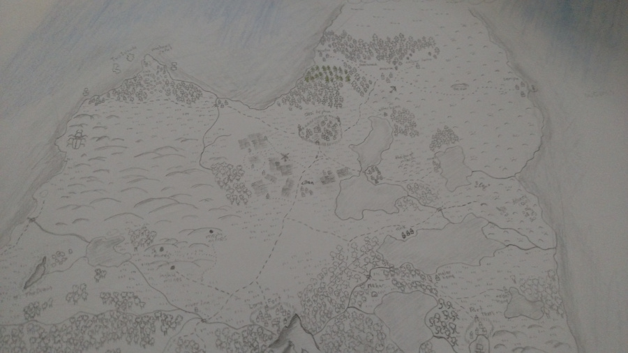 001-1 ~ The Northern Kingdoms by GreenItalics