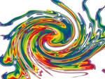 Abstract - Macchia Colorata