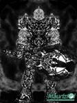 Fan art - Vashna Darklords in Lone Wolf
