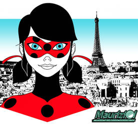 Fan art - Miraculous Ladybug by MaurizioXD