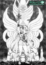 fan art - She-Ra (...sketch...)