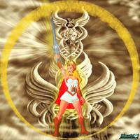 She-ra 1985 version - Fan Art