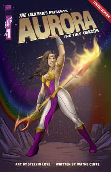 Aurora, The Tiny Amazon by Steevin Love