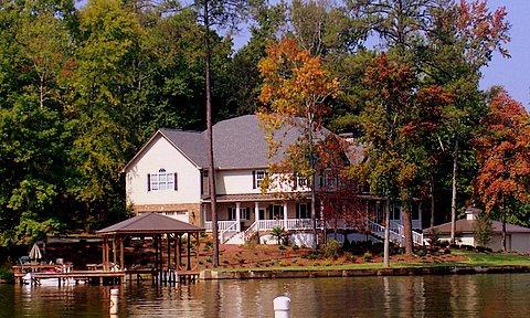 lake house. by sexe-de-la-femme