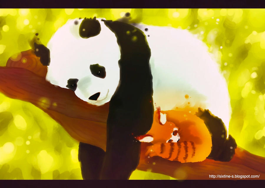 PANDA by Sixtine-D