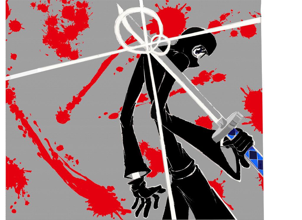 Ninja blade by Ninjarobot33