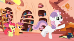 Cutie Mark Crusading.