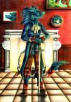 [AT] Sir Stanislav by Blue42Fox