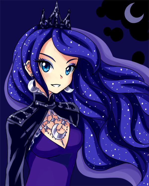 Luna by semehammer