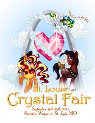 St. Louis Crystal Fair! by semehammer