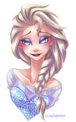 More Elsa by semehammer