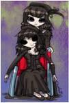 junko style: Kageri and Watashi