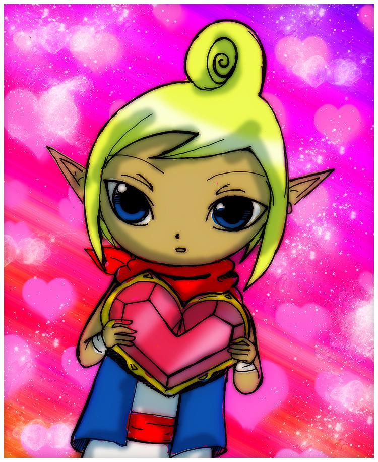 Tetra Valentine by Danielle-chan