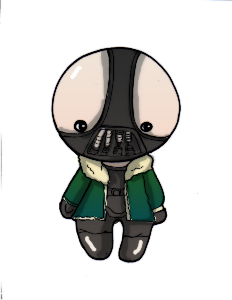 Gotham lovers: bane by Danielle-chan