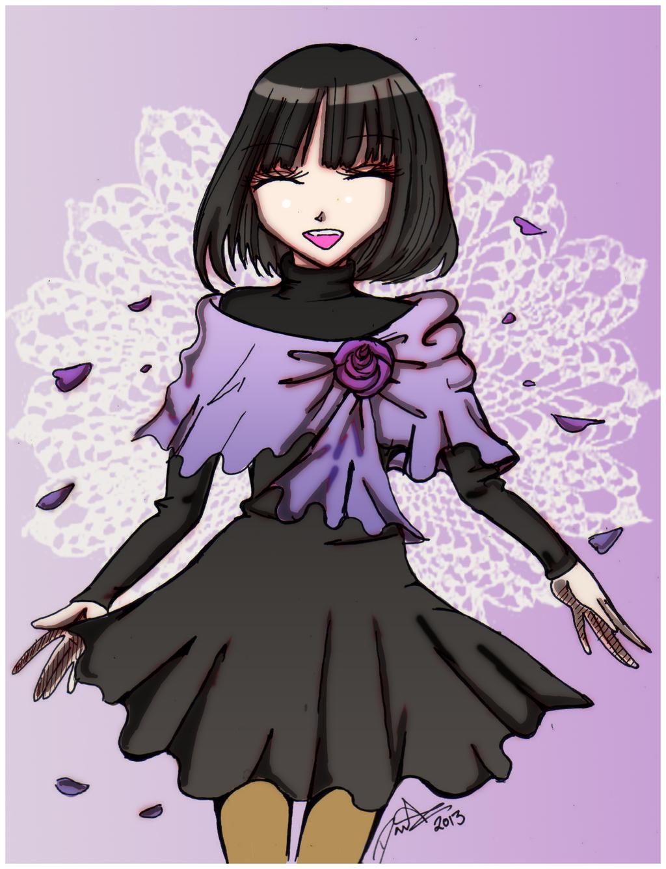 Hotaru by Danielle-chan