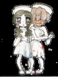 Shibito sisters